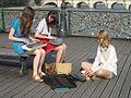 Au Revoir Simone, Paris (Pont des Arts), 2012 (3).jpg
