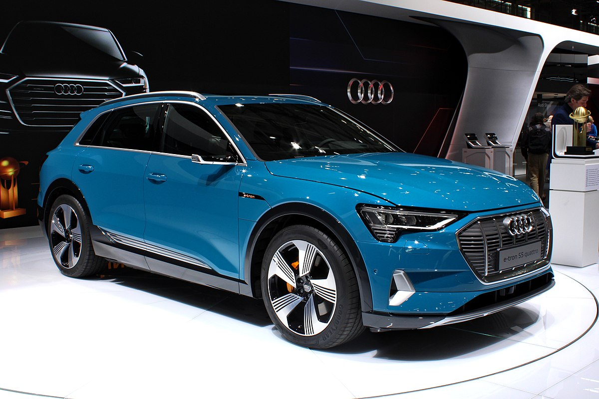 audi e tron 2018 wikipedia. Black Bedroom Furniture Sets. Home Design Ideas