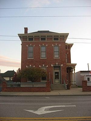 August Sommer House - August Sommer House, November 2010