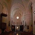 Aujargues-Chœur de l'église Saint Martin-20210319.jpg