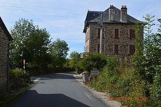 Auriac-Lagast Commune in Occitanie, France