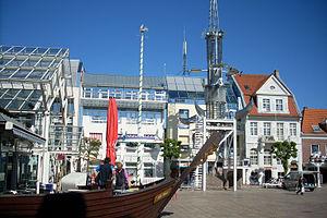 Aurich-Marktplatz