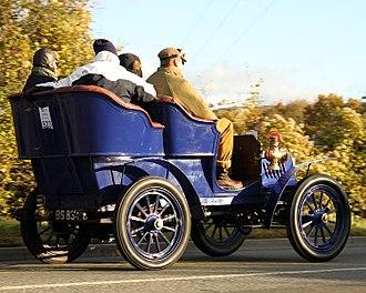Autocar Company - Autocar 12HP Tonneau 1904