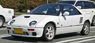 Autozam AZ-1 Car model
