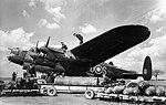 Avro Lancaster - Waddington - Royal Australian Air Force in England, 1944 HU69092.jpg