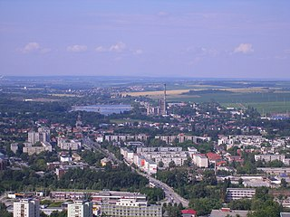 Tatabánya Urban county