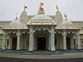 BAPS temple, Leicester 2.JPG