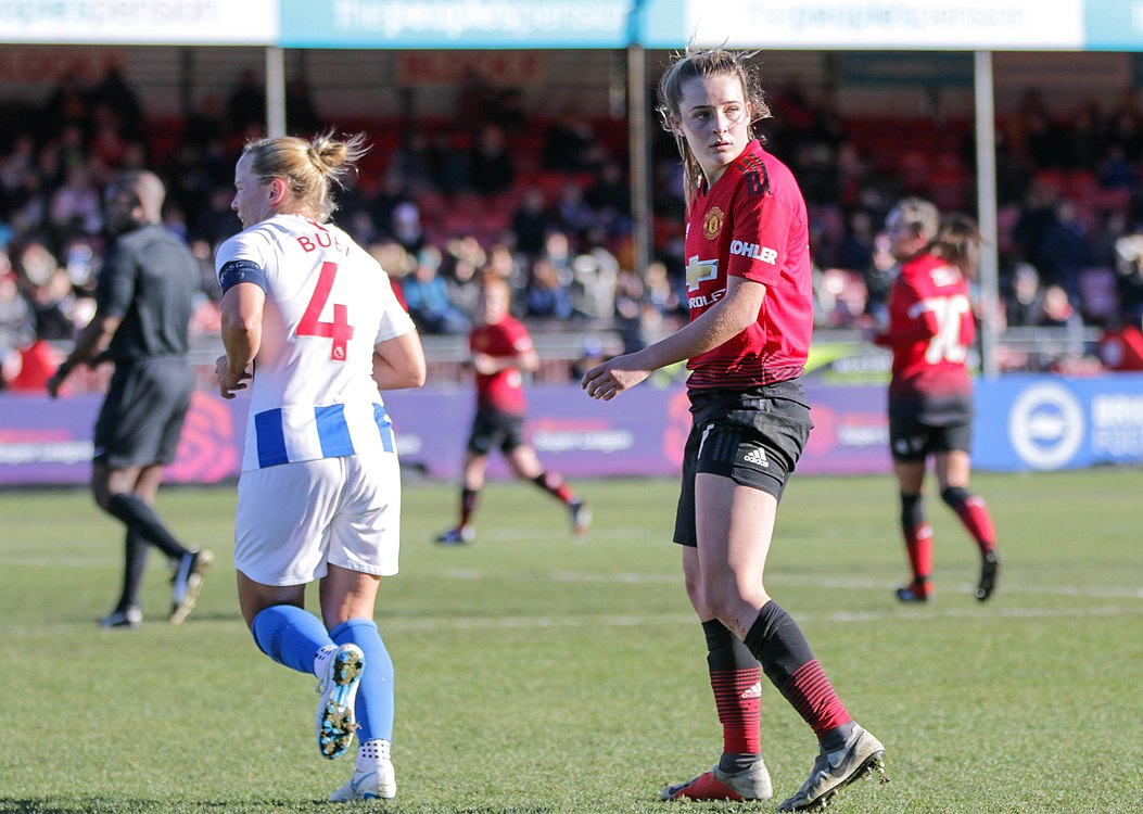 BHA Women 0 Man Utd Women 2 WFAC 4th rd 03 02 2019-845 (46986365291).jpg