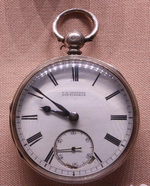 zegarek - czas