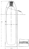 BL 5 inch Howitzer Common Lyddite Shell Mk IV diagram.png