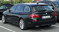 BMW 520d Touring (F11) rear-1 20100821.jpg