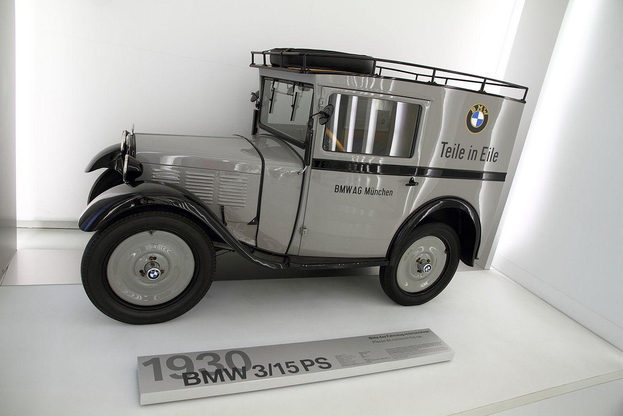 BMW Dixi - Wikiwand