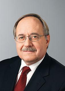 Samuel Schmid member of the Swiss Federal Council