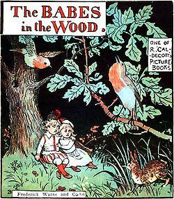 Cover of The Babes in the Wood