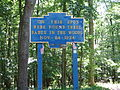 Babes in the Wood Memorial (PA Route 233).JPG