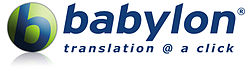 Babylon (translation software) logo.jpg