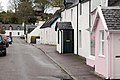 Back Road with Pink House, Plockton - geograph.org.uk - 93928.jpg