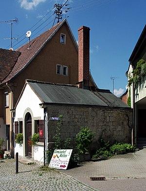 Unterriexingen - Bakehouse Unterriexingen