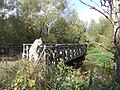 Bailey Bridge over the mill stream - geograph.org.uk - 1521693.jpg