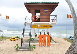 Sri Lanka Coast Guard - Image: Balapitiya