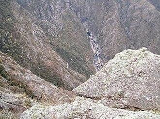 Quebrada del Condorito National Park - Image: Balcon Sur Condoritos 069