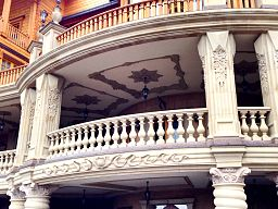Balcony of Honka in Mezhyhirya.jpg