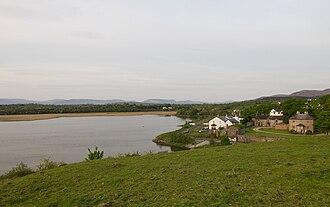 Ballysadare - Image: Ballysadare bay