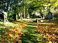 Balmoral Cemetery - geograph.org.uk - 1019836.jpg