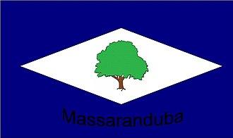 Massaranduba, Paraíba - Image: Bandeira de Massaranduba PB