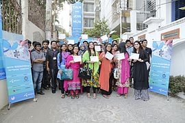 Bangla Wikipedia Workshop at Chittagong Independent University (36).JPG