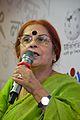 Bani Basu Discusses - Pathaker Jannye Likhi Na Moner Tagide Likhi - Apeejay Bangla Sahitya Utsav - Kolkata 2015-10-10 5260.JPG