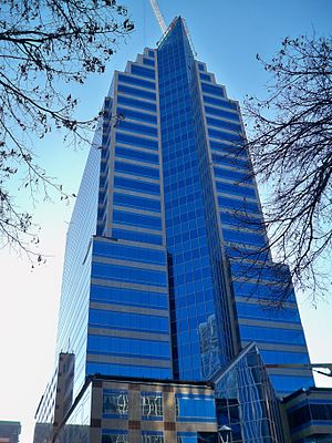 Bank of the West - The Bank of the West Tower in Sacramento, California