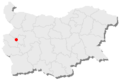 Bankya location in Bulgaria.png