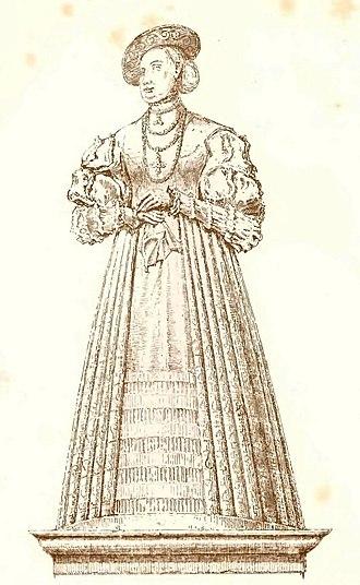 Barbara of Brandenburg (1464–1515) - Image: Barbara Brandemburska