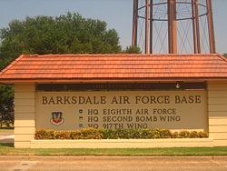 Barksdale entrance IMG 1370