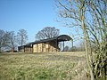Barn at Great Chatwell House Farm - geograph.org.uk - 697075.jpg