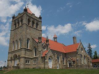 Basilica of St. Michael the Archangel (Loretto, Pennsylvania) Church in Pennsylvania, United States