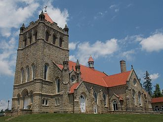 Roman Catholic Diocese of Altoona–Johnstown - Basilica of St. Michael the Archangel in Loretto