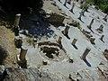Basilique Douimes et baptisphère (Carthage).JPG