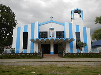 Basista, Pangasinan - Image: Basista Churchf 8279 12