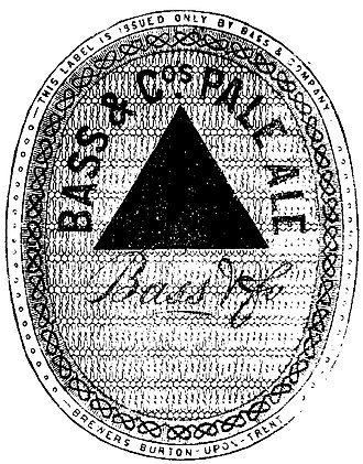 Trademark - Image: Bass logo oldest trademark