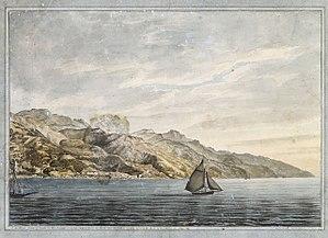 Siege of Bastia - Image: Bastia 1794