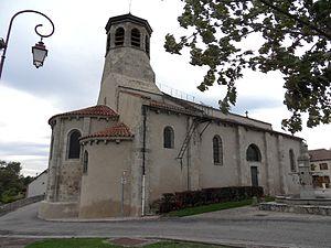 Bayet - The Church of Saint Marcel