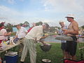 Bayou St John 4th of July 2013 BBQ Grill.JPG