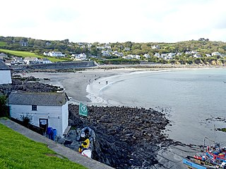 Coverack Coastal village and fishing port in south Cornwall, England