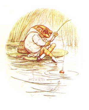 Beatrix Potter - A Tale of Jeremy Fisher - Frontispiece.jpg