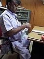Becharam Manna. Ex Minister. West Bengal.jpg