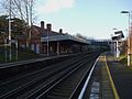 Beckenham Hill stn look north3.JPG