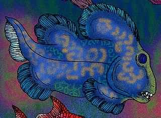 <i>Belantsea</i> genus of fishes (fossil)