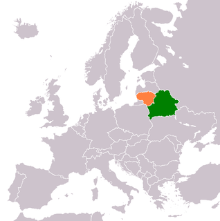 Belarus–Lithuania relations Diplomatic relations between the Republic of Belarus and the Republic of Lithuania